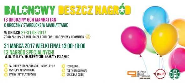 13 urodziny manhattan gdansk