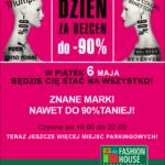 Dzień za bezcen w Fashion House Gdańsk