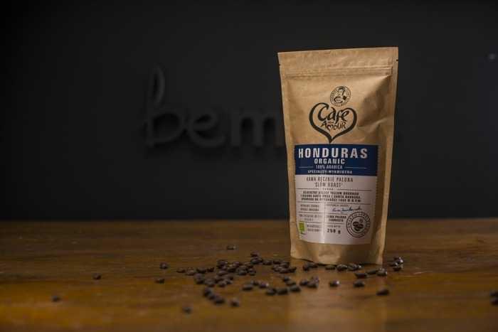 kawa mielona cafe creator honduras