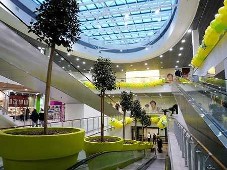 centrum handlowe przymorze gdańsk sklepy