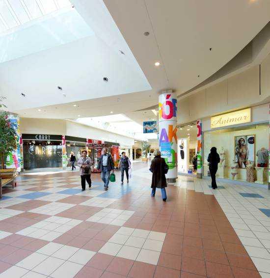 centrum handlowe osowa sklepy