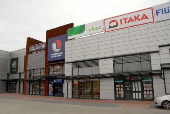 gdańsk retail park