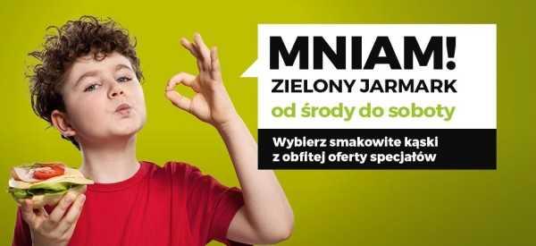 GALERIA PRZYMORZE_Zielony Jarmark
