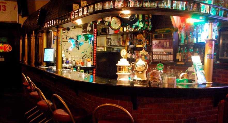Irish Pub Piwnica przy ul Garbary 1