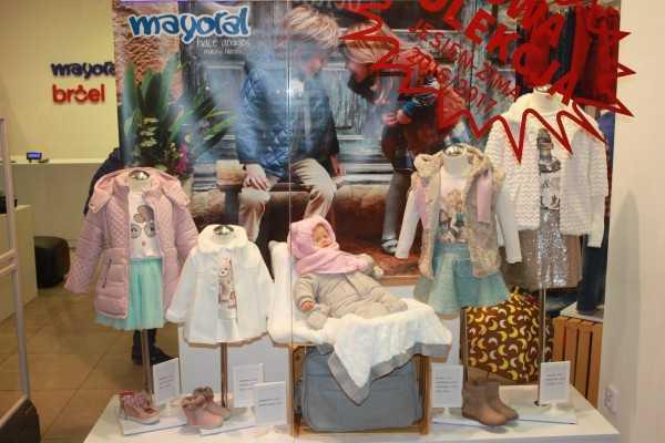MARAJO BUTIK MAYORAL GDAŃSK ALFA CENTRUM Broel ubranka dla dzieci oferta