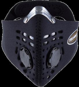 Maska antysmogowa Respro Techno Black