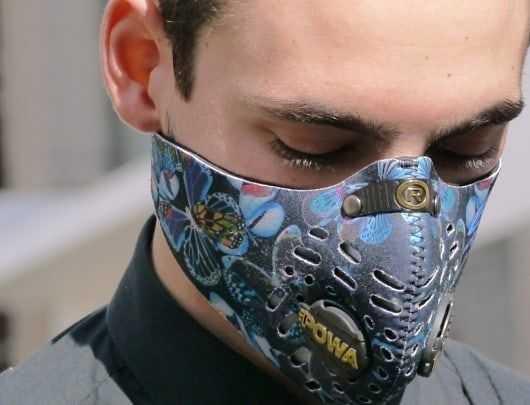 Maska do biegania Respro
