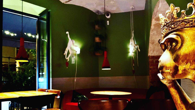 Monkey business włoska restauracja kraków