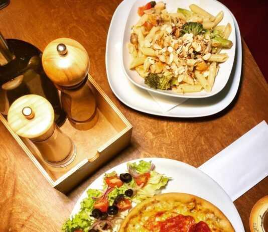 Monkey bussines włoska restauracja w krakowie
