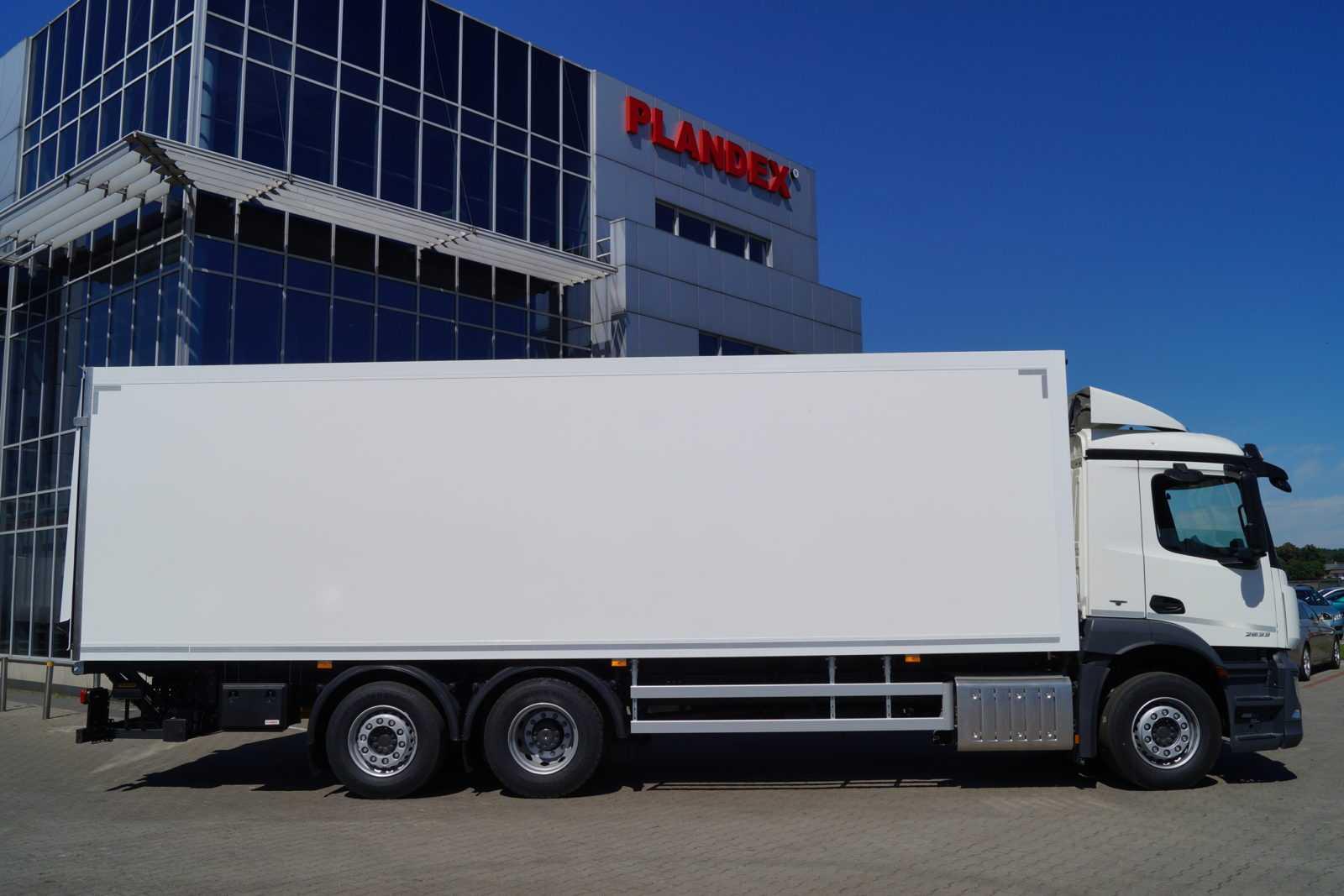 Nadwozia do samochodów ciężarowych PLANDEX producent (2)