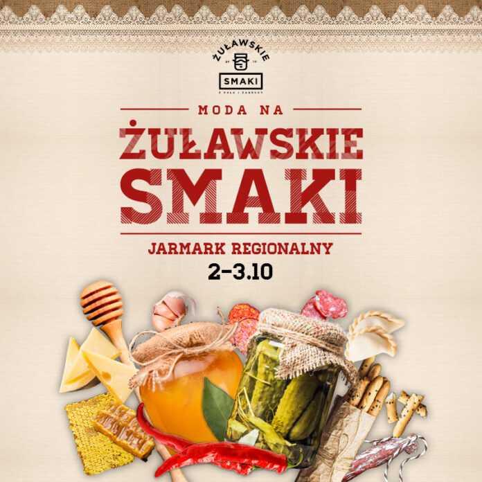 Polska złota jesień na jarmarku Żuławskie Smaki w CH Osowa 2
