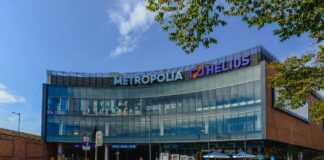 Skate park Galeria metropolia centrum handlowe gdańsk 6