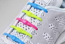 Sznurówki bez wiązania elastyczne sznurowadła Hickies 12