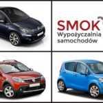 Wypożyczalnia samochodów SMOK- tani transport w Trójmieście