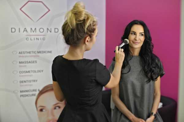 Warsztaty makijażowe diamond clinic
