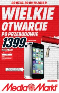 nowe otwarcie media markt gdansk