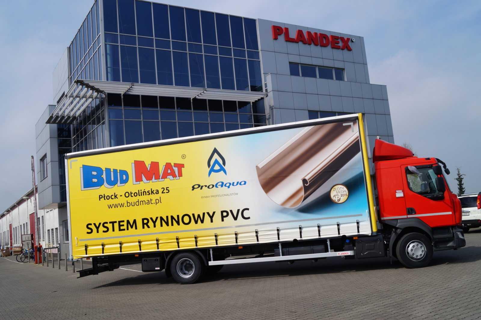 Zabudowy do samochodów ciężarowych PLANDEX producent (1)