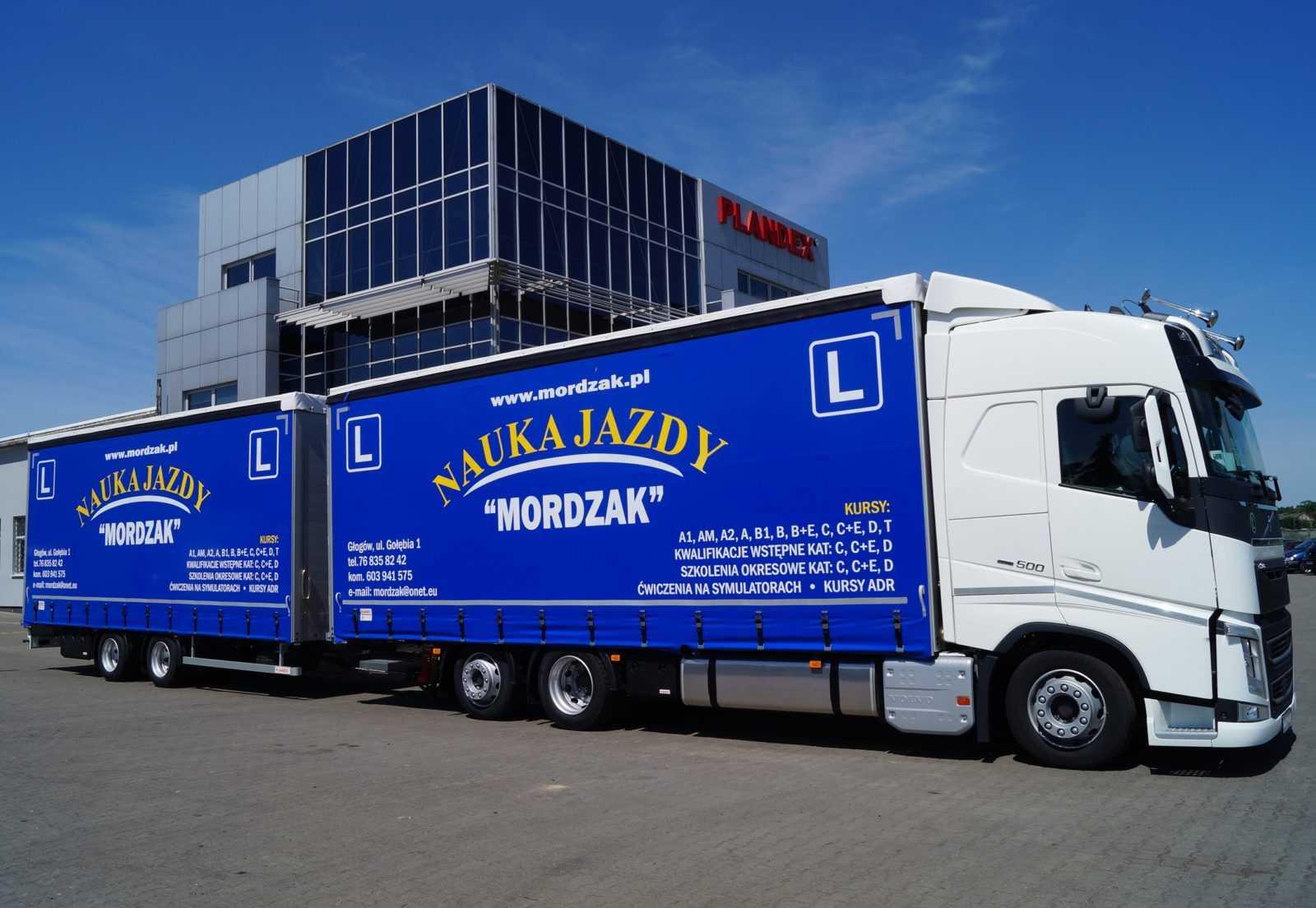 Zabudowy do samochodów ciężarowych PLANDEX producent (2)