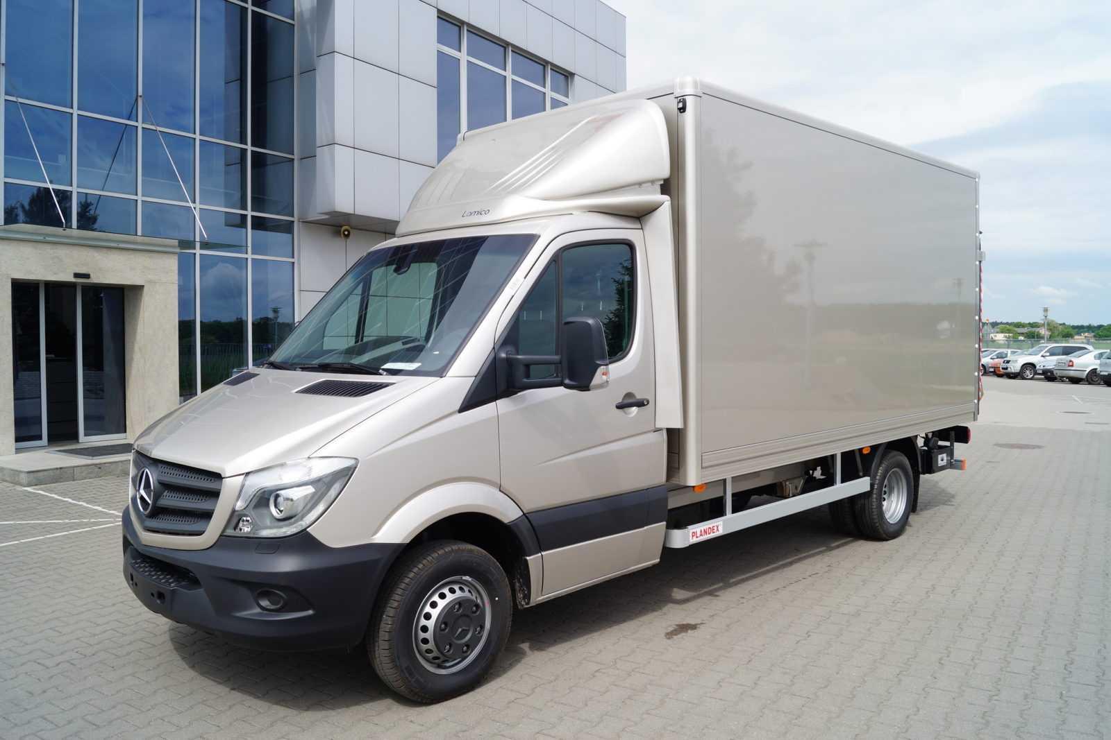 Zabudowy do samochodów ciężarowych PLANDEX producent (3)