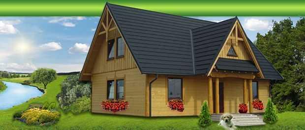 ekologiczny dom projekt eco house trojmiasto