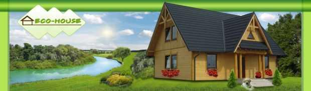 eco-house domy z drewna