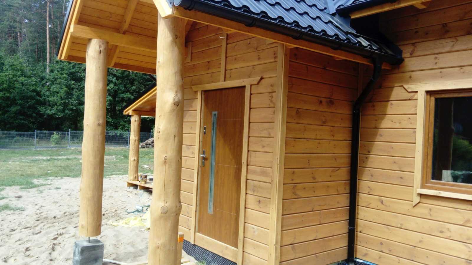 domy drewniane szeregowe energooszczedne pasywne domy gora 10