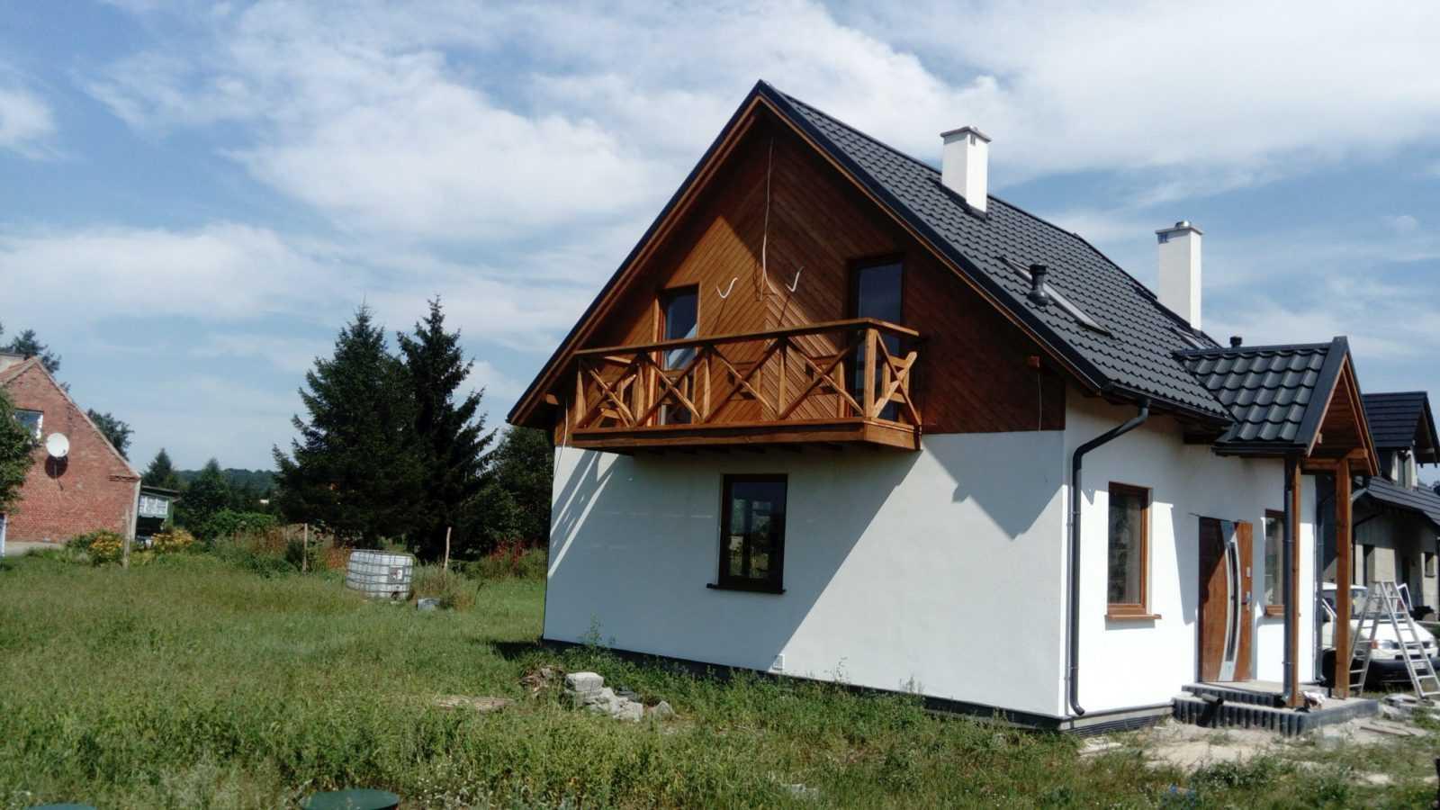 domy drewniane szeregowe energooszczedne pasywne domy gora 11
