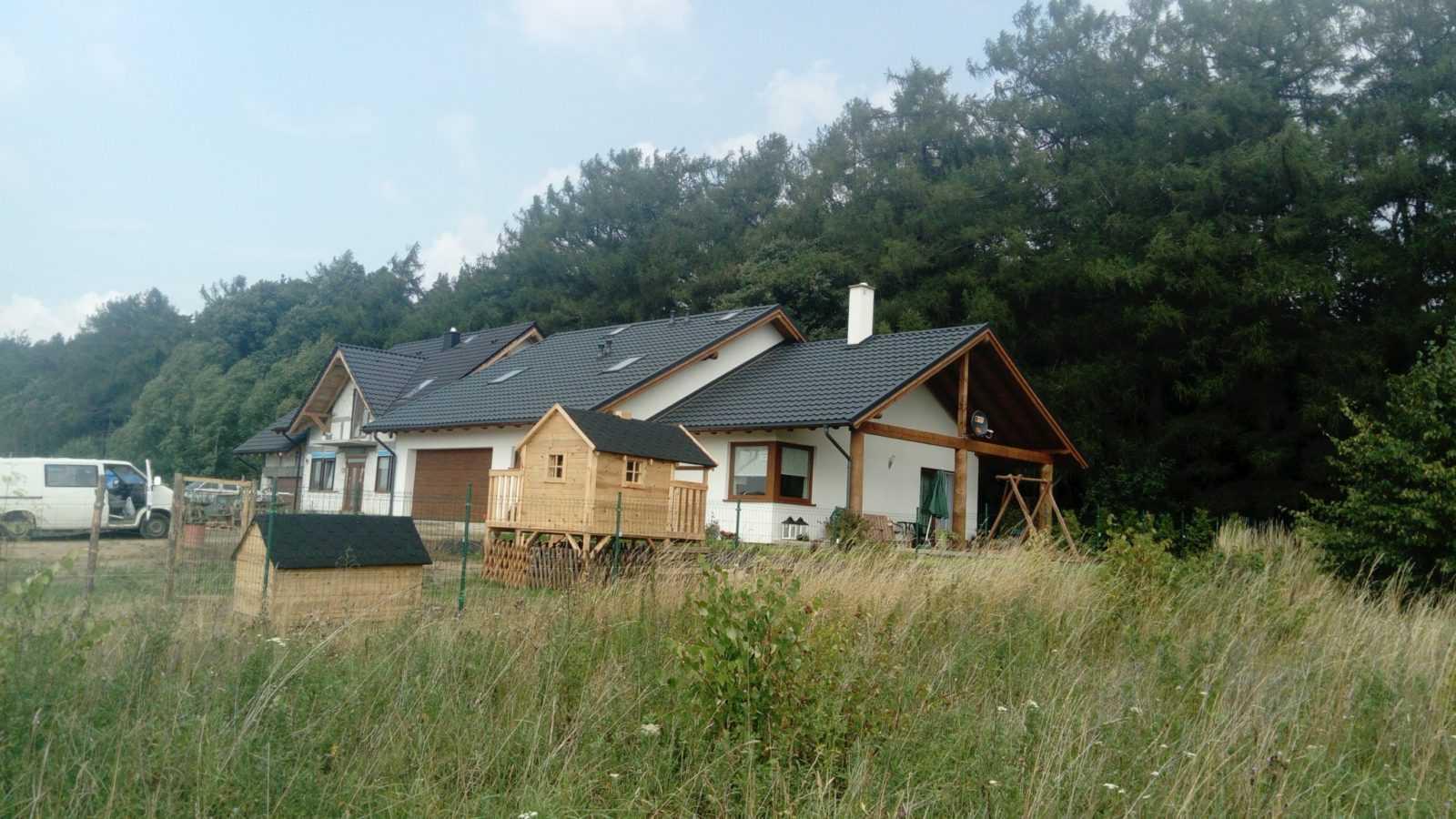domy drewniane szeregowe energooszczedne pasywne domy gora 1