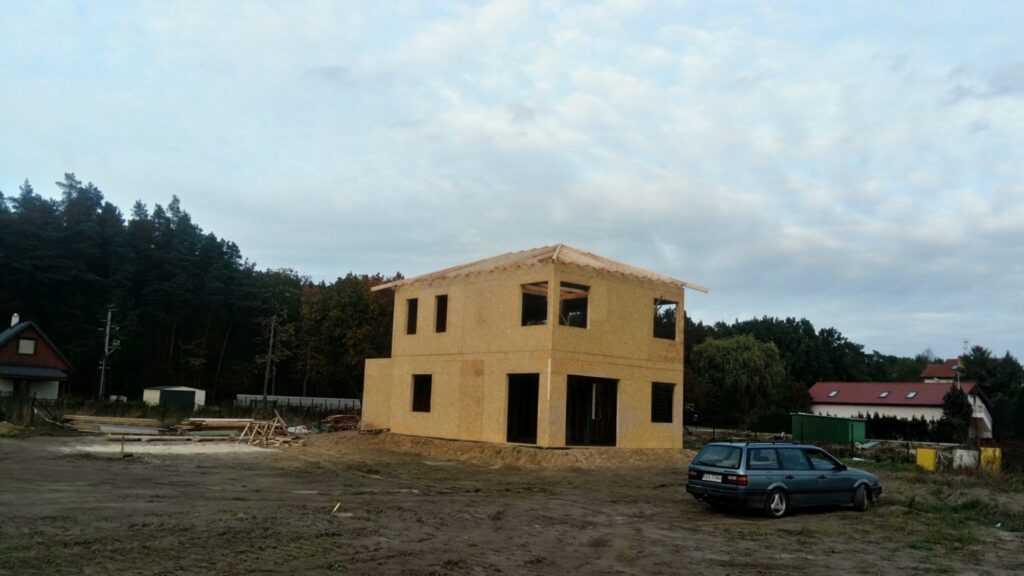 domy drewniane szeregowe energooszczedne pasywne domy gora 3