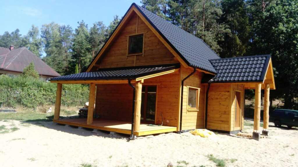 domy drewniane szeregowe energooszczedne pasywne domy gora 7