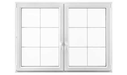 fönster från Polen