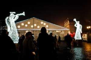 targ świąteczny gdańsk