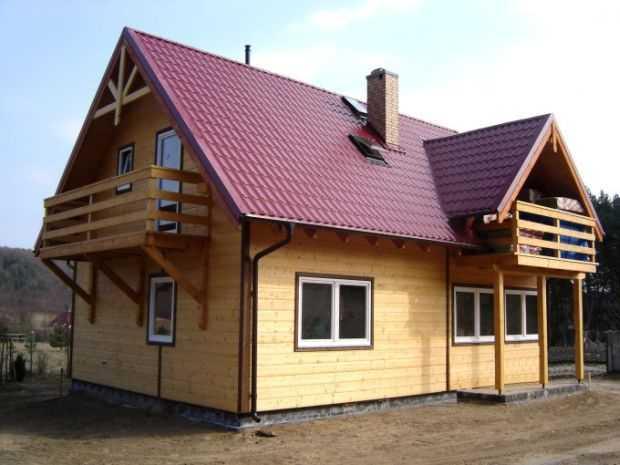 domy z drewna gdańsk gdynia sopot
