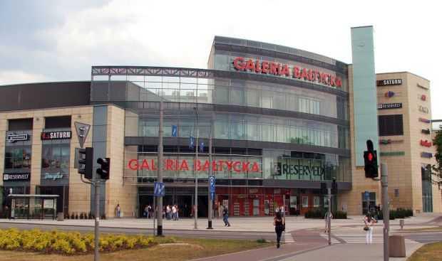 wejście główne bałtycka