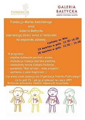 Galeria Bałtycka 24-25 kwietnia