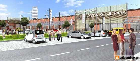 gdańsk retail park szadółki
