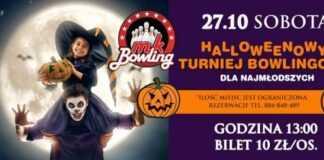 halloweenowy turniej bowlingowy