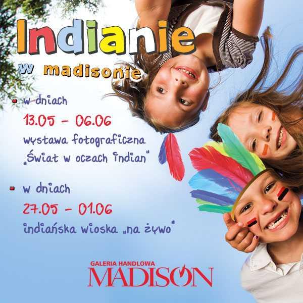 indianie w madisonie