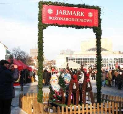 jarmark bożonarodzeniowy gdańsk