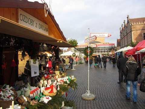 jarmark świąteczny gdańsk