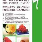 Kuchnia molekularna w Klifie