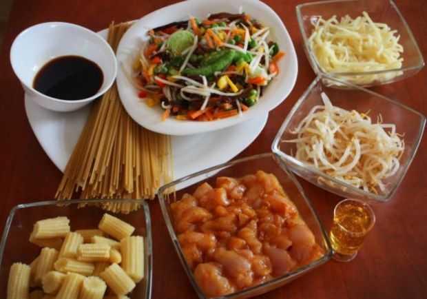 Restauracja Azjatycka Zen Thai W Centrum Handlowym Osowa