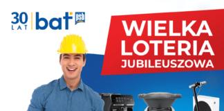 loteria BAT 30 lecie promocje materiały budowlane