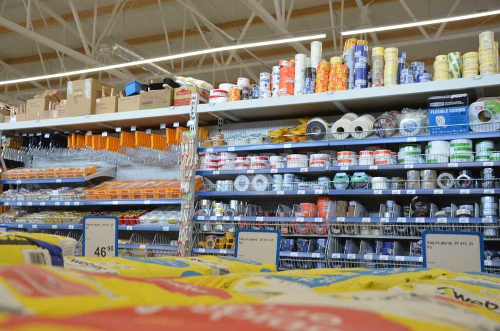 materiały budowlane sklep bat sierakowice