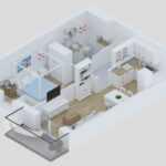 mieszkania 2 pokojowe słoneczna zatoka gdynia witomino 1