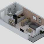 mieszkanie 1 pokojowe słoneczna zatoka gdynia witomino 1