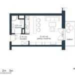 mieszkanie 1 pokojowe słoneczna zatoka gdynia witomino 4