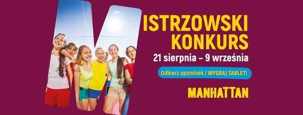 mistrzowski konkurs manhattan gdansk