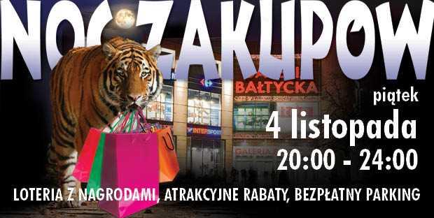 galeria bałtycka gdańsk godziny otwarcia sklepy