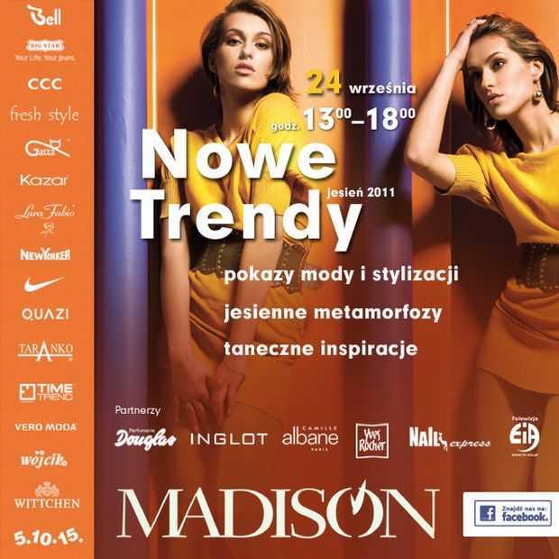 pokazy mody i stylizacji madison gdańsk